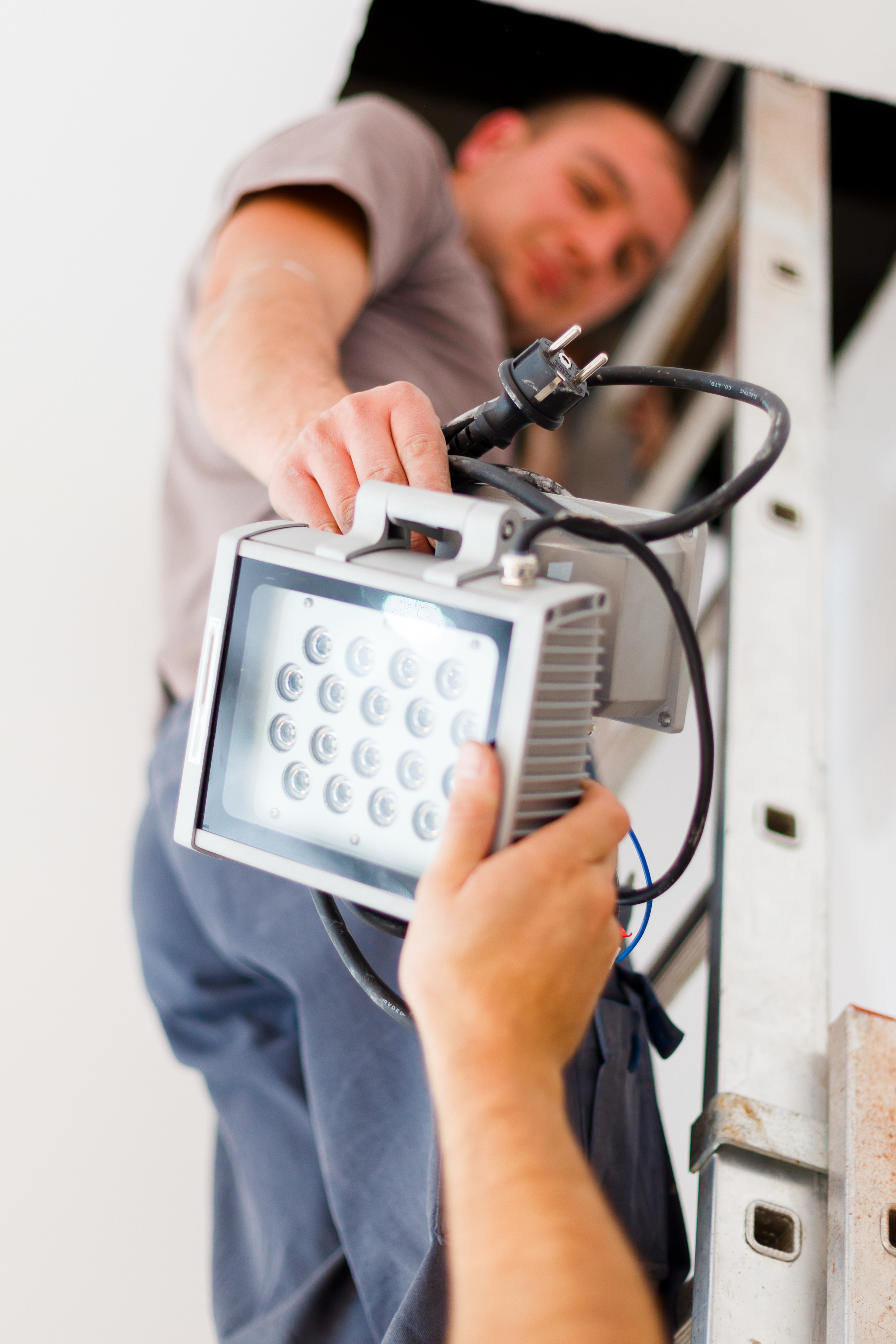 The Electrician Squad Miami Electrical Contractor
